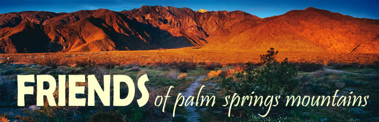 Friends of Palm Springs Mountains